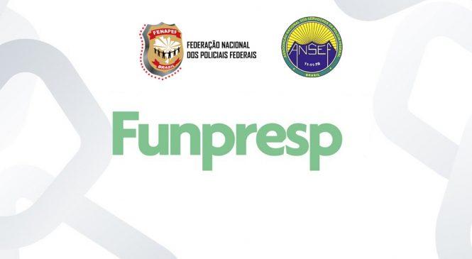 FENAPEF fará transmissão ao vivo com DGP e FUNPRESP