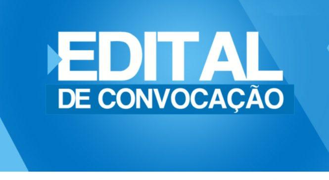 CONVOCAÇÃO PARA ASSEMBLÉIA HOJE 01/OUT/2020 (Assista o vídeo)