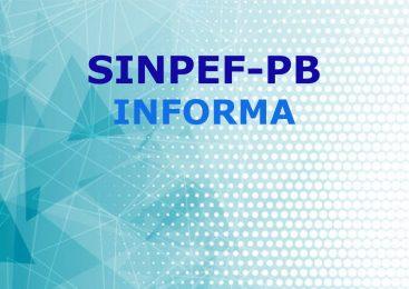 Esclarecimentos Sinpef-PB / Fenapef