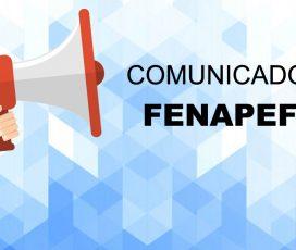 Comunicado 001/2020-JUR/Fenapef