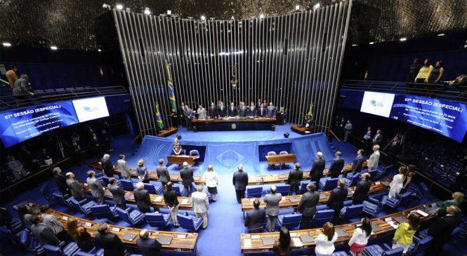 Senado aprova recomposição inflacionária
