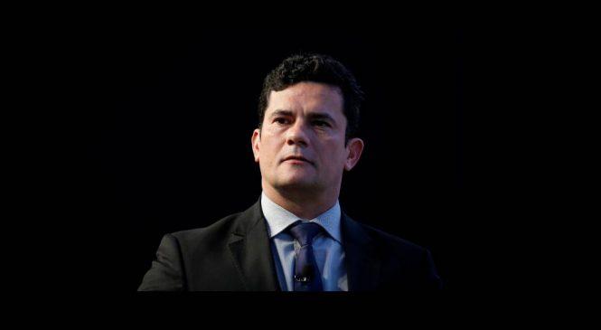 FENAPEF parabeniza indicação de Moro como Ministro